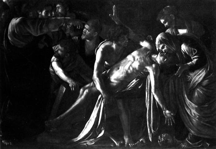 Lazarus-Caravaggio