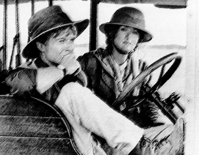 Redford Out of Africa Paint